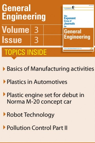 General Engineering – Volume 3 – Issue 3