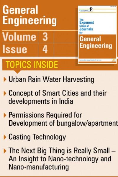 General-Engineering Volume 3 Issue 4