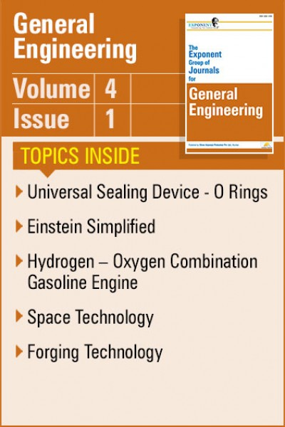 General Engineering – Volume 4 – Issue 1
