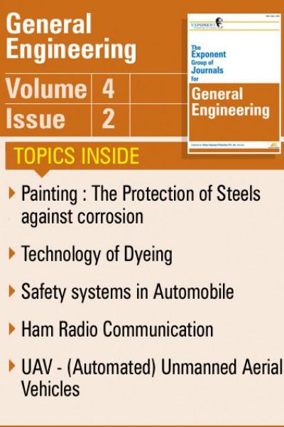 General Engineering – Volume 4 – Issue 2