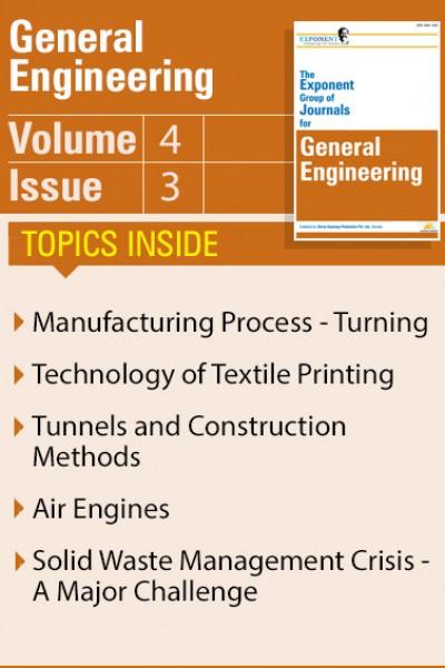 General Engineering – Volume 4 – Issue 3