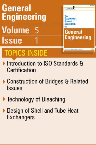 General Engineering – Volume 5 – Issue 1